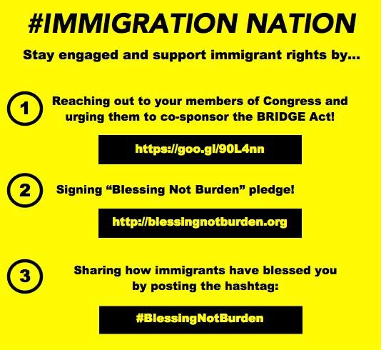 Amnesty International Continues To Advocate For Immigration Reform U2013 The  Witness